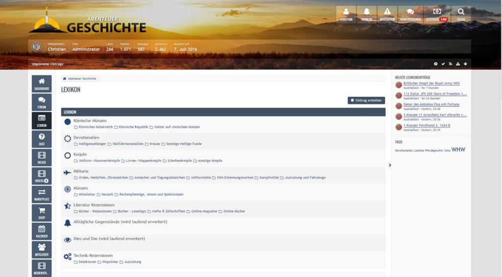 Abenteuer Geschichte Forum 2