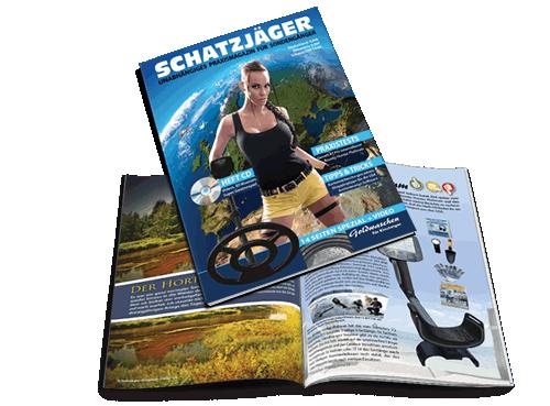 Schatzjäger Magazin - Ausgabe 1