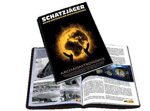 Schatzjäger Magazin - Ausgabe 3