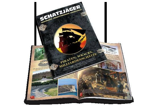 Schatzjäger Magazin - Ausgabe 5