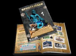 Schatzjäger Magazin - Kiosk Ausgabe 1