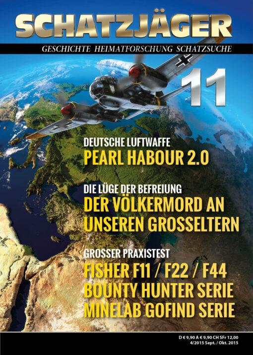 Schatzjäger Magazin - Ausgabe 11