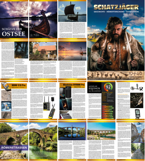 Schatzjäger Magazin Doppel Ausgabe 19